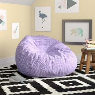 Purple Bean Bag Chairs You\'ll Love | Wayfair