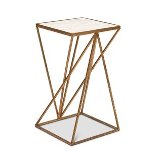 Desborough End Table by Everly Quinn