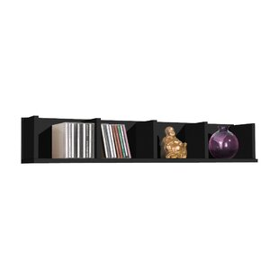 Review Multimedia Wall Mounted Storage Rack