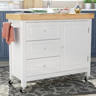 Callahan Kitchen Island by Darby Home Co