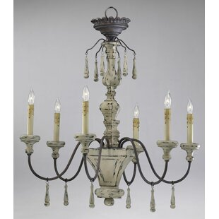 Cyan Design Provence 6-Light Chandelier