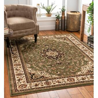 The Holiday Aisle Southwood Pumpkin Thanksgiving Beige Orange Area Rug Wayfair
