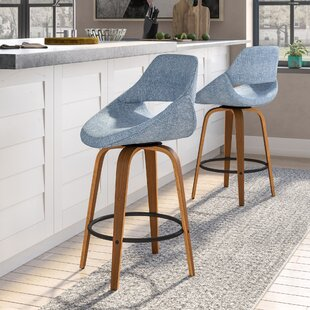 Aird 26 Swivel Bar Stool (Set of 2)