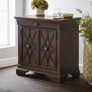 Delilah 1 Drawer Accent Cabine..