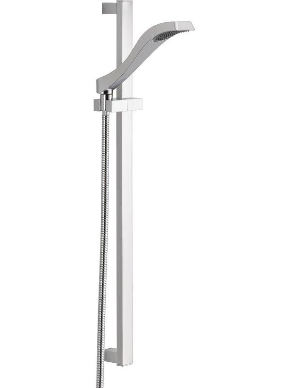 Dryden Full Slide Bar Shower Head