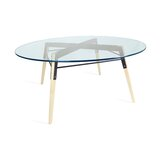 Ross Coffee Table by Tronk Design