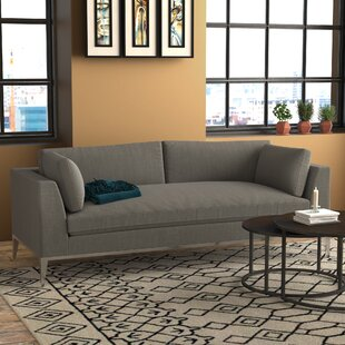 Best Reviews Trafford Velvet Sofa by Wade Logan Reviews (2019) & Buyer's Guide