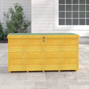 322 Litres Wooden Storage Box By WFX Utility