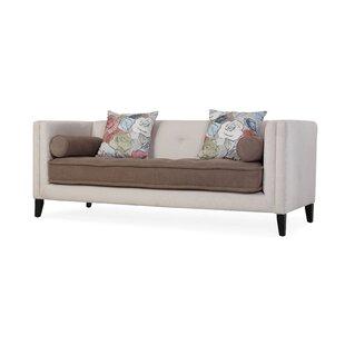 Handy Living Frances Classic Modern Sofa