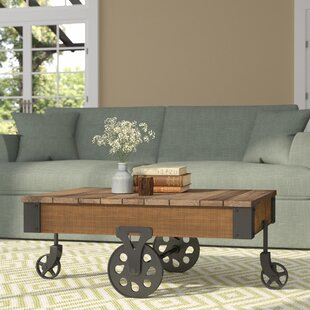 Best Price Oliver Coffee Table By August Grove