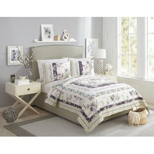 Lugo WIldflowers Single Quilt