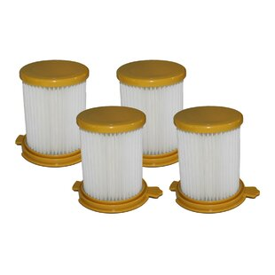 Think Crucial Dirt Devil F12 Washable HEPA Filter (Set of 4)