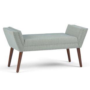 Ivy Bronx Baur Upholstered Bench