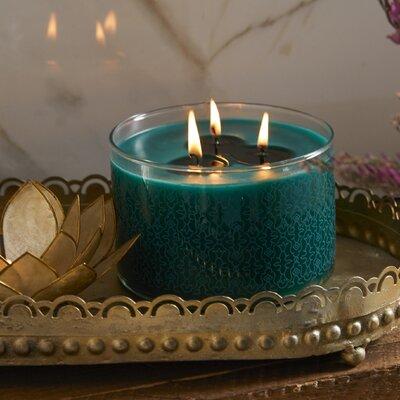 24 Carat Designer Candle Acadian Candle