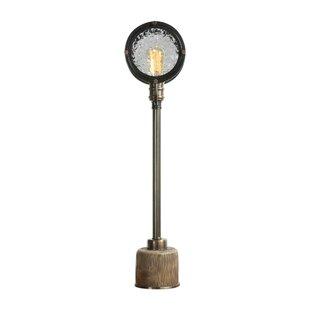 Grisha Iron Column 30 Table Lamp