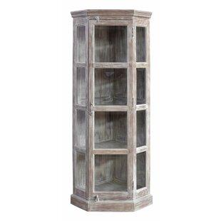 August Grove Fairwinds Curio Cabinet