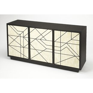 Aldridge Bone Inlay Sideboard by Brayden Studio