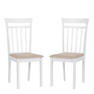 Inglewood Solid Wood Dining Chair (Set Of 2) By Breakwater Bay