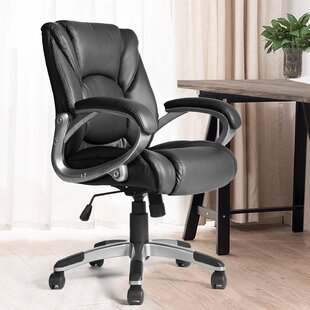 Conde Executive Chair by Ebern Designs Best
