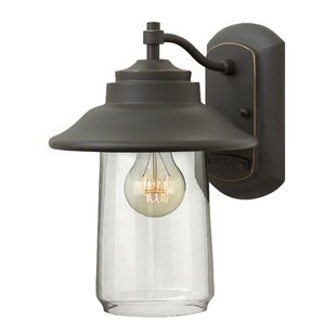 Hinkley Lighting Belden Place 1-Light Outdoor Wall Lantern
