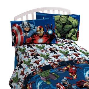 Avengers 'Heroic Age' Sheet Set