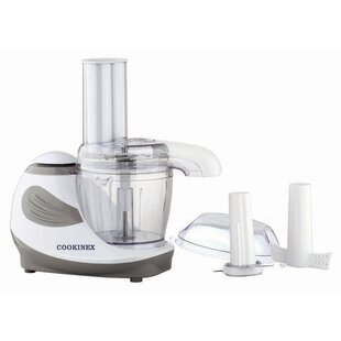 10 Piece Food Processor Set