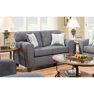 Best Price Bourbonnais Loveseat by Alcott Hill Reviews (2019) & Buyer's Guide