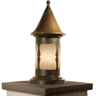 Balboa 1-Light LED Pier Mount Light by America's Finest Lighting Company