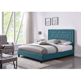 Mercer41 Wyckhoff Queen Upholstered Panel Bed