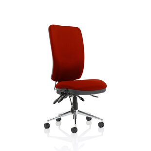 Stevia High Desk Chair By Symple Stuff