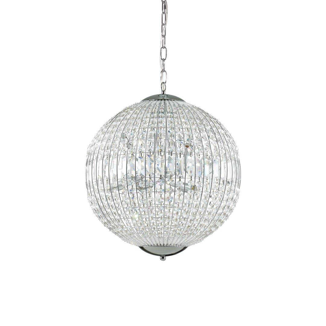 Norma 1-Light Globe Pendant