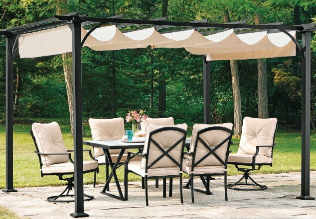 Replacement Canopy for Summer House Pergola : summer canopy - memphite.com