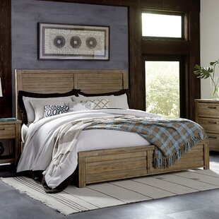 Gracie Oaks Hassler Panel Bed