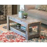 Easthampton Solid Wood Coffee Table with Storage