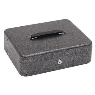 FireKing Hercules Cash Box with Key Lock