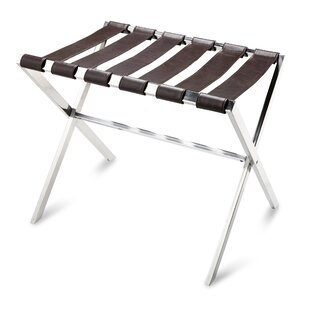 Fold Flat Luggage Rack ByRoselli Trading Company