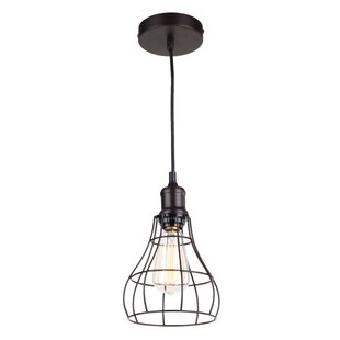 Whitfield Lighting Ariel 1-Light Foyer Pendant