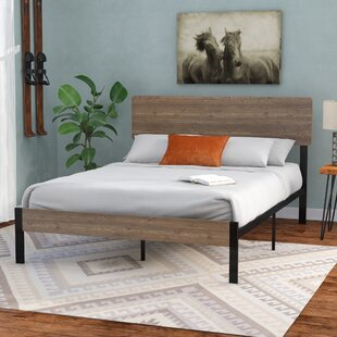 Partee Platform Bed by Loon Peak Today Sale Only