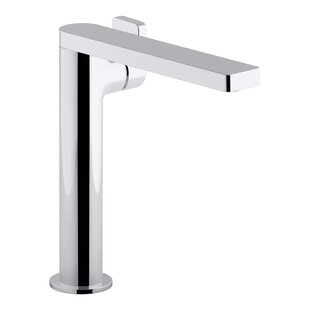 Composed? Single-Handle Bathroom Faucet with Drain Assembly By Kohler