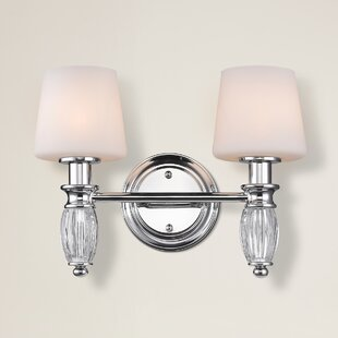 Big Save Pondsdale 2-Light Vanity Light By Alcott Hill