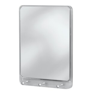 Boulanger Wall Mirror by Rebrilliant