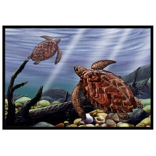 Sea Turtle Door Mats You Ll Love In 2021 Wayfair