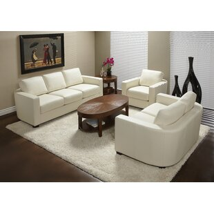 947 Series Leather Configurable Living Room Set