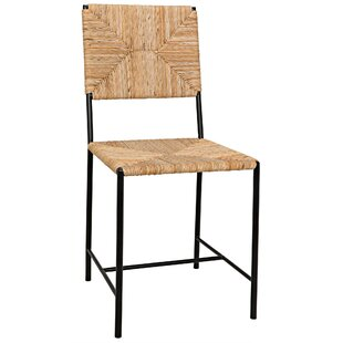 Woven Dining Chair by Noir