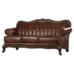 Smith Leather Sofa