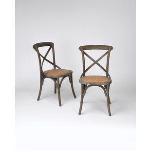 Bay Isle Home Mohammad Side Chair (Set of 2)