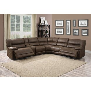 Shop Karma Reclining Sectional by Accentrics by Pulaski
