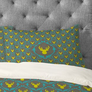 Bianca Green Oh Deer 3 Pillowcase