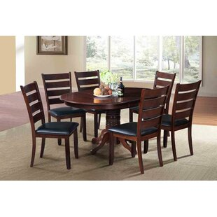 TTP Furnish Valleyview Solid Wood Dining ..