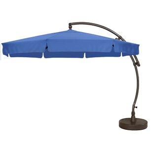 Red Barrel Studio Gene Octagonal 11.5' Cantilever Umbrella
